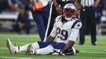 NFL Daily Blitz: Patriots' LeGarrette Blount out