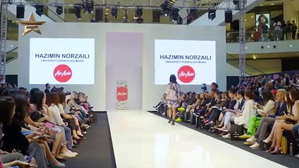 AIR ASIA RUNWAY READY DESIGNER SEARCH 2015  Kuala Lumpur Fashion Week Ready to Wear 2015
