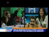 """Programa de radio """"En contacto con Maduro"""" no brinda soluciones económicas para los venezolanos"""