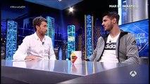 Álvaro Morata: Llevo tres meses sin meter un gol - El Hormiguero 3.0