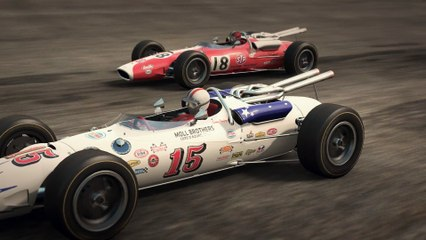 PROJECT CARS - Lotus Expansion Trailer