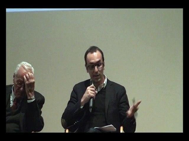 Introduction à la conférence de Pierre Mazeaud au Musée de Grenoble