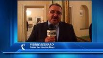 """D!CI TV : Départ du préfet des Hautes-Alpes : Pierre Besnard """"le sentiment du devoir accompli"""""""