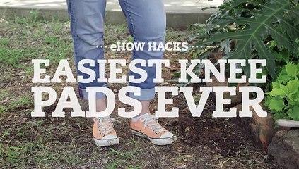 Easiest Knee Pads Ever