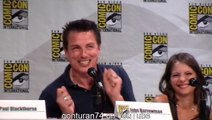 CW Arrows Stephen Amell Phoenix Comic con panel June 7th 2014