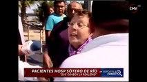 Urgencias en crisis: El colapso de los hospitales públicos de la capital CHV NOTICIAS