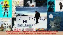 Lesen  Fuss Fassen  Wege in den Journalismus Das Handbuch zum Einstieg in den Journalismus Ebook Frei