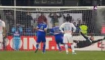 All Goals - Bourg Peronnas 2-3 Marseille - 16-12-2015 - Coupe de la Ligue -