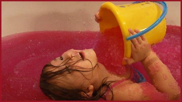 Kids Gelli Baff Bath Fun in The Tub - Girls Reality