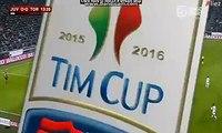 Alvaro Morata Super Goal Juventus 1-0 Torino 16-12-2015