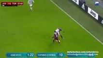 1-0 Simone Zaza Super Goal - Juventus v. Torino 16.12.2015 HD Coppa Italia