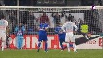 Highlights Bourg Peronnas 2-3 Marseille All Goals 16-12-2015 Coupe de la Ligue-France - League Cup