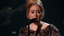 Adele Cries During New York City Concert 2015