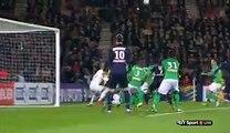 Zlatan Ibrahimovic INCREDIBLE Bicycle-Kick Goal - Paris SG 1-0 Saint Etienne 16.12.2015 HD
