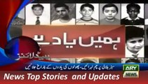 16 December 2015, Pakistan News -> ARY News Headlines -> APS Myrtyres