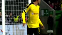 Augsburg vs Borussia Dortmund 0-2 All Goals and Highlights (Alle Tore) DFB Pokal 2015