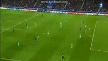 Edinson Cavani Goal 1-0 / Paris Saint Germain vs Saint-Etienne ( Coupe de la Ligue) 16.2.2015