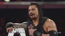 WWE RAW December 7th 2015 Highlights - Monday Night Raw 12/7/15 Highlights