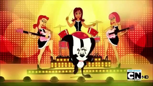 The Looney Tunes Show, Merrie Melodies  Skunk Funk