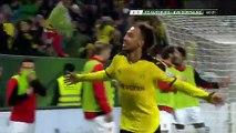 Augsburg 0-2 Borussia Dortmund (DFB Pokal)