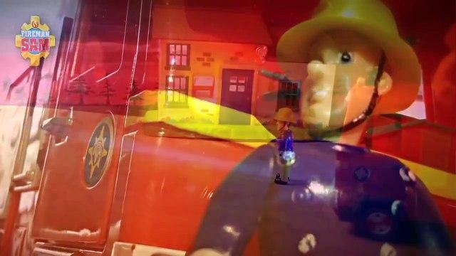 Nickelodeon New Fireman Sam Episode with Toys Postman Pat Peppa Pig English Little Sunflowers
