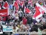 España: próximas elecciones podrían significar el fin del bipartidismo
