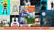 Read  Zoo Academy Special Edition Vol 13 History Science  Art Lessons Zoo Academy  Ebook Free