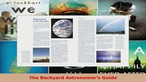 Read  The Backyard Astronomers Guide EBooks Online