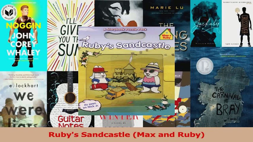 PDF Download  Rubys Sandcastle Max and Ruby PDF Online