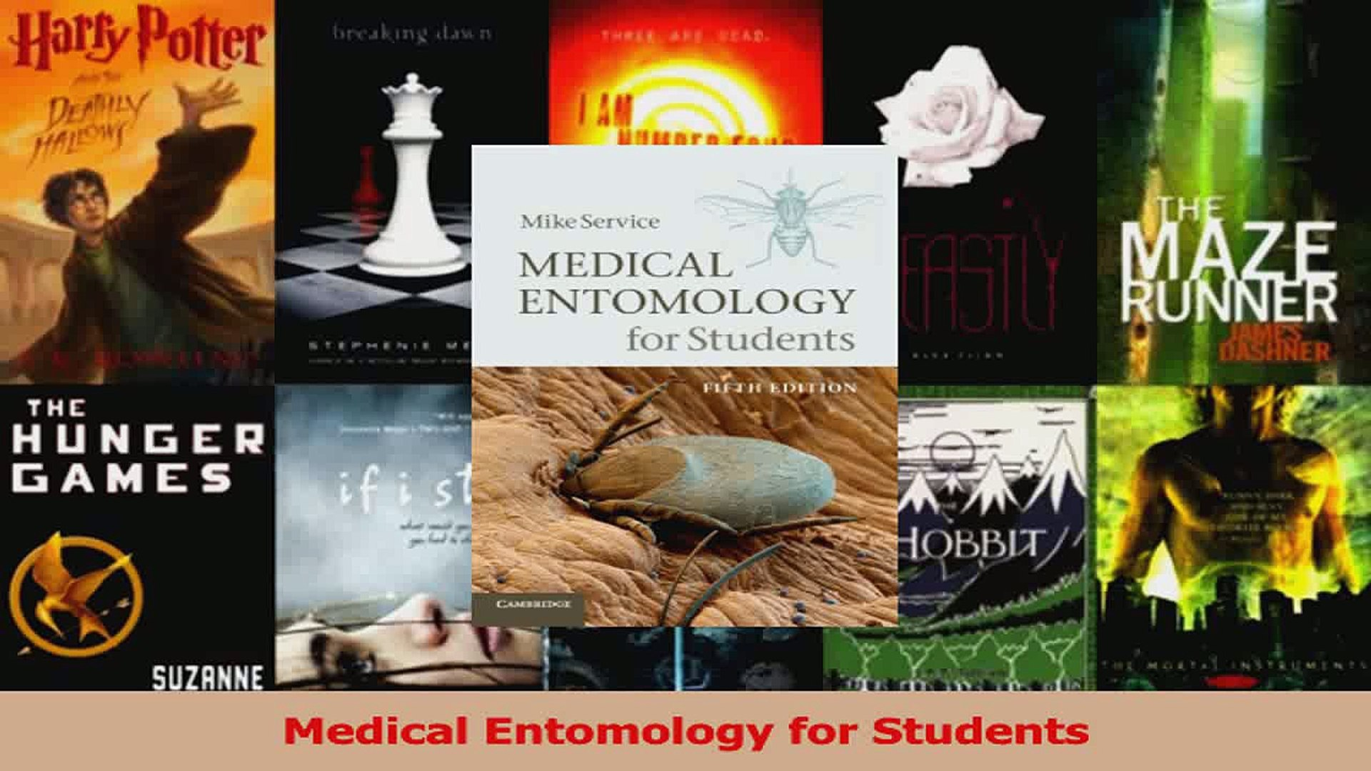 Read Medical Entomology for Students Ebook Free