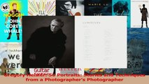 Read  Gregory Heisler 50 Portraits Stories and Techniques from a Photographers Photographer Ebook Free