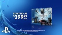 PlayStation Holiday 2015 December Promotion Featuring Star Wars Battlefront