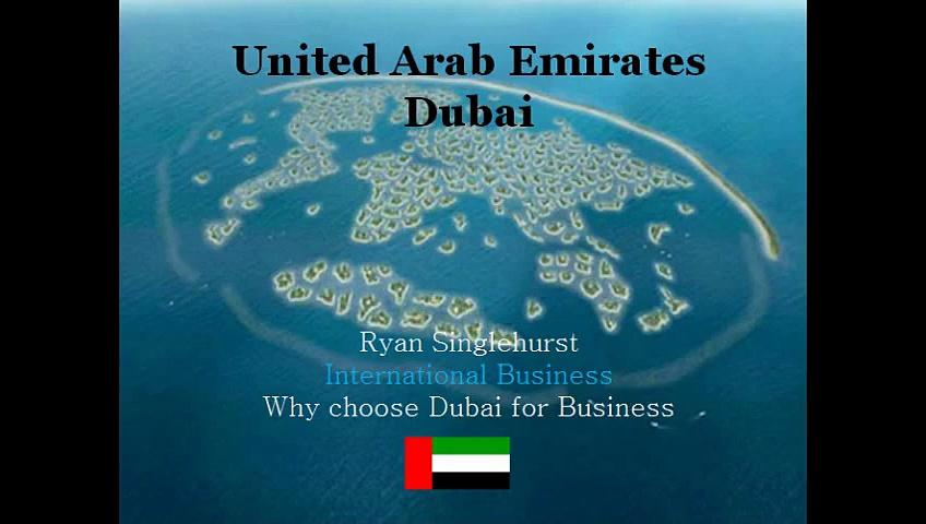 Ryan Singlehurst Dubai Sales and Marketing Training Program