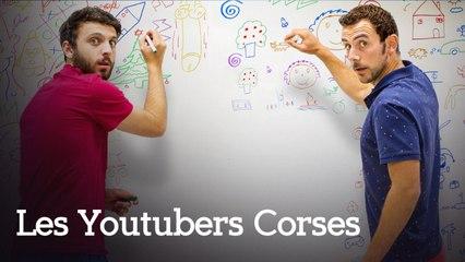 Raph&Max : les Youtubers corses