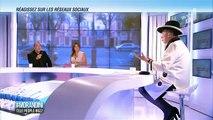 """""""#Morandini"""": Geneviève de Fontenay se lâche en répondant aux questions de Jean-Marc Morandini sur NRJ 12"""