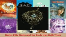 Read  Nests Fifty Nests and the Birds that Built Them Ebook Free