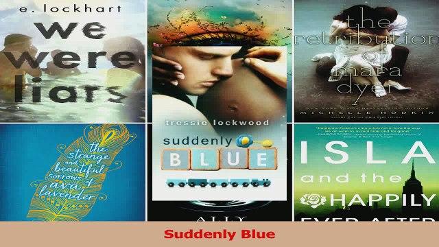 Lesen  Suddenly Blue Ebook Frei
