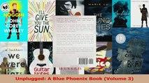 Read  Unplugged A Blue Phoenix Book Volume 3 Ebook Online