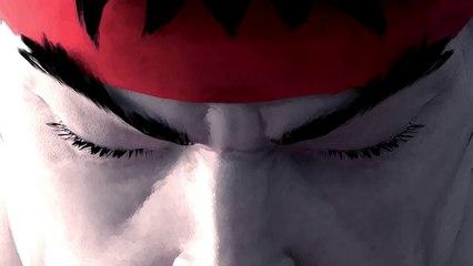 Opening Cinematic de Street Fighter V