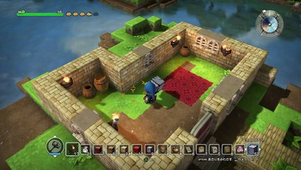 Video Gameplay #1 de Dragon Quest Builders