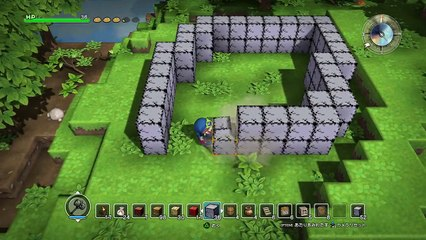 Video Gameplay #2 de Dragon Quest Builders