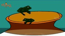 The Frogs And The Milk | Telugu Moral Stories For Kids