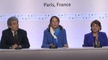 """Ségolène Royal : """"L'agenda des solutions continu. L'action Paris Lima agenda continu !"""""""