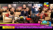 Jago Pakistan Jago - 17th December 2015 - Part 2 - Exclusive Interview Of Bollywood Actor ShahRukh Khan And Kajol