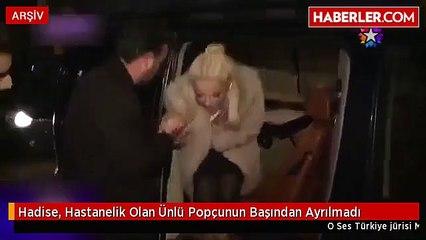 Hadise Murat Pozun Yaninda