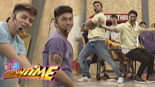It's Showtime: Vhong, Billy vs. Hashtags' Nikko, Ronnie