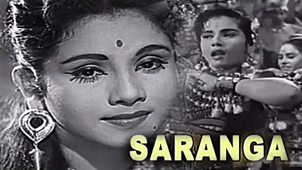 Saranga | Full Hindi Movie | Sudesh Kumar, Jayshree Gadkar | HD