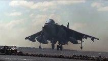 OLD CLASSIC us marines Harrier Jump Jet VTOL Aircraft