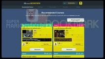 Super Mario Maker : présentation du portail web pour lé 22 décembre 2015