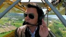 Suisse : Du Valais au canton de Vaud (Par avion)